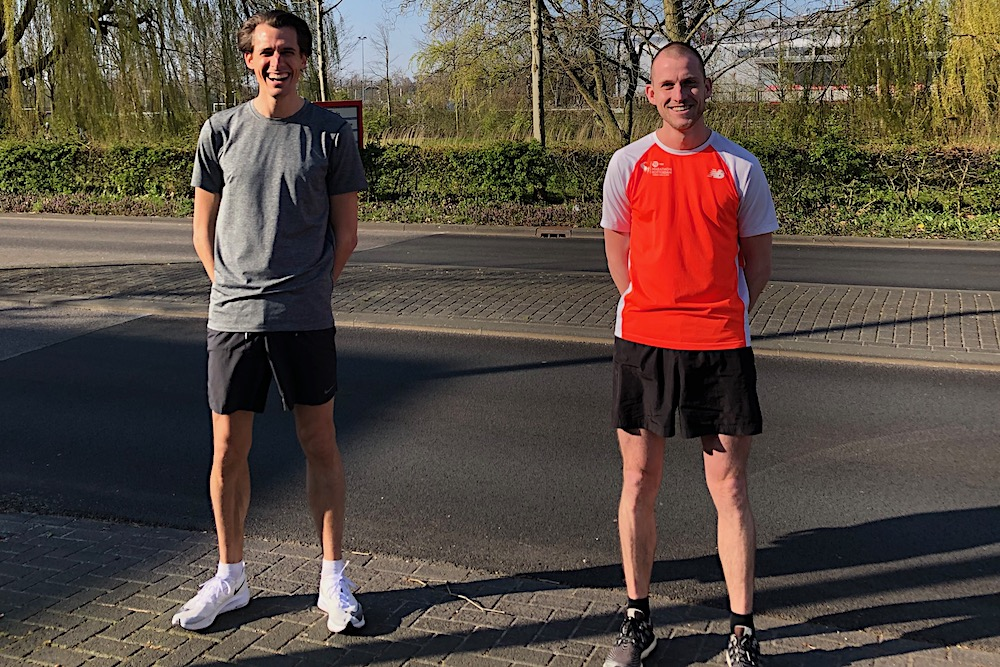 De Marathon van Rotterdam